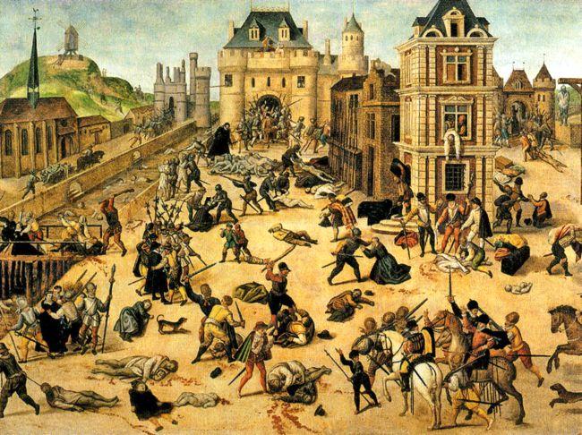 st barholomews day massacre essay